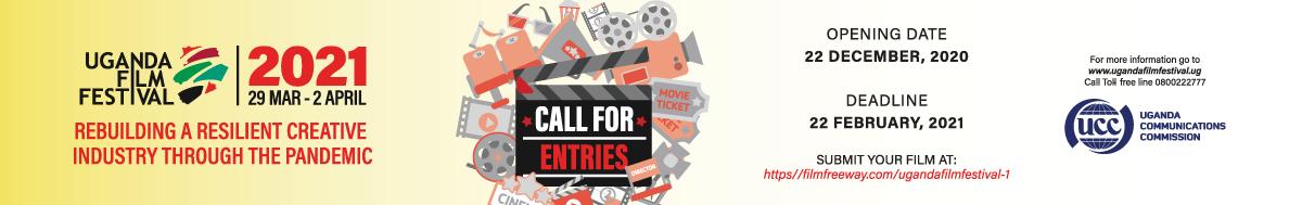Uganda Film Festival logo
