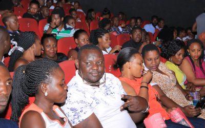 Exhibition story of Uganda Film Festival